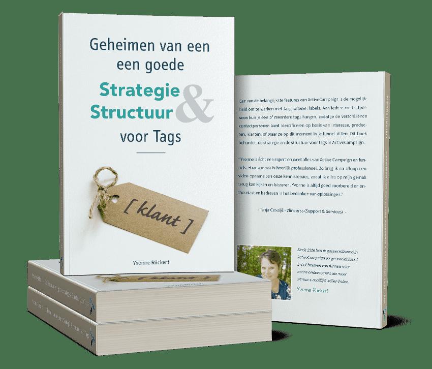 boek geheimen structuur strategie van tags